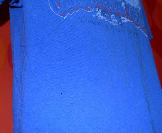 vintage 1985 GRATEFUL DEAD concert tour t-shirt Large rock