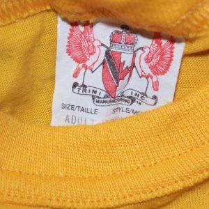 vintage OLYMPIA sports camp washington t-shirt converse