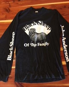 John Anderson Black Sheep of The Family