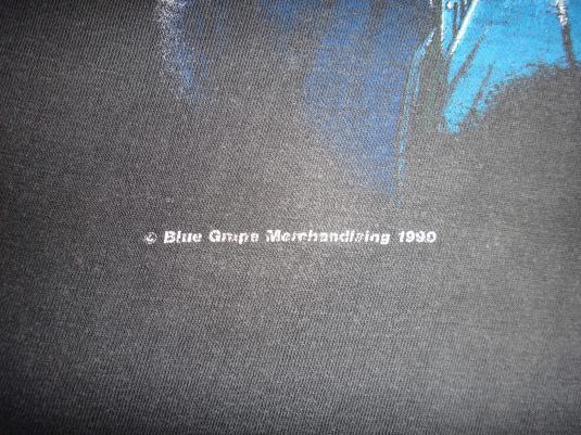 DEATH 1990 SPIRITUAL HEALING