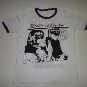 Vintage Sonic Youth Goo 1990s T Shirt