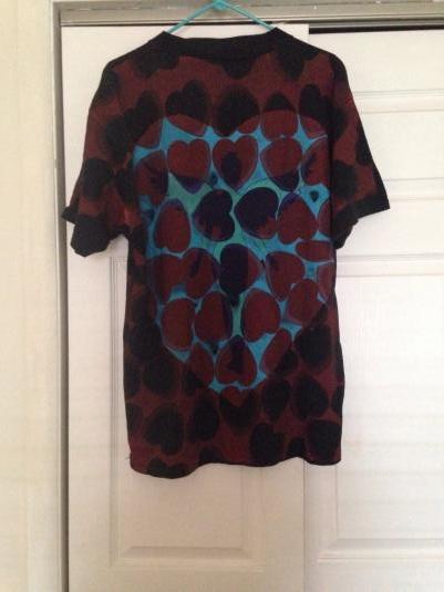 Vintage Nirvana Heart Shaped Box T-Shirt