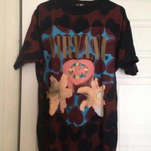 Nirvana Heart Shaped Box Shirt