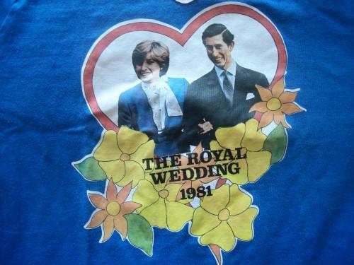 Charles & Dianne 1981 ROYAL WEDDING