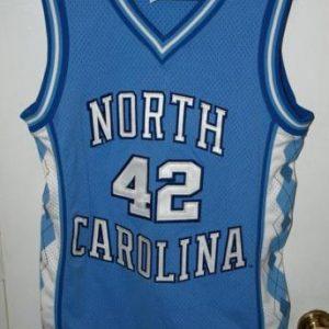 Vtg Nike Univ N Carolina Tarheels Jerry Stackhouse Jersey
