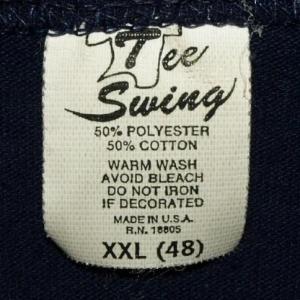 Vintage 90s 50/50 United States Navy T-shirt