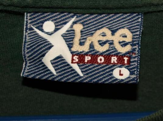 Vintage 90s Lee Sport Colorado State Rams T-shirt