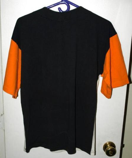 Vtg 90s Univ Tennessee Volunteers Baseball jersey Shirt