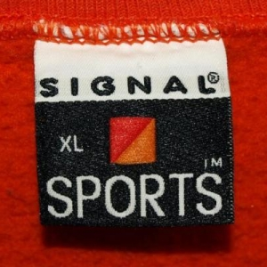 Vintage 80s/90s Signal Unive Tennessee Volunteers Sweatshirt