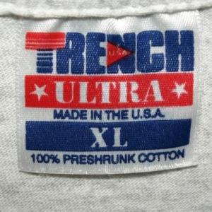 Vintage 1994 Trench Ultra Cleveland Browns Helmet T-shirt
