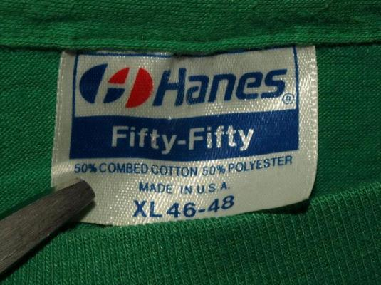 Vtg 80s Soft Thin O Darbys Irish Cream Good Times T-shirt