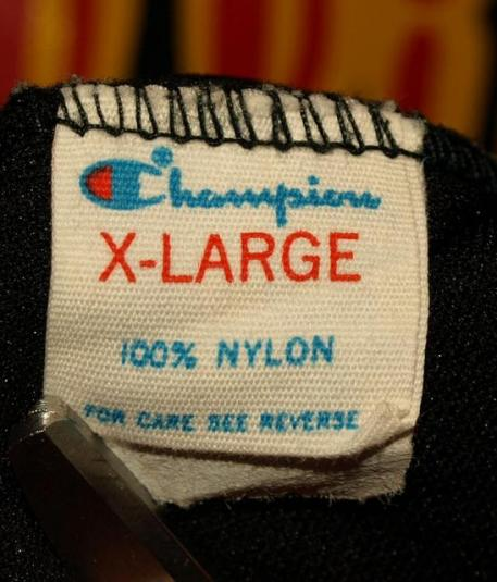 Vintage 80s/90s Champion Grambling Tigers Basketball Jersey