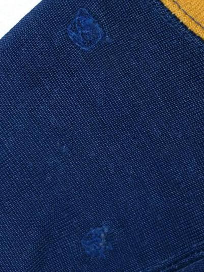 Vintage 60s Champion Knitwear Denim #52 Ringer T-shirt