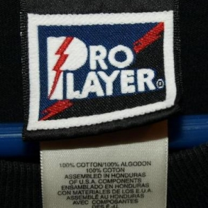 Vintage Pro Player Tampa Bay Lightning Heavy Cotton T-shirt