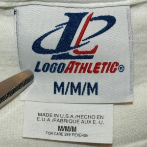 Vintage 90s Logo Athletic Tampa Bay Lightning T-shirt