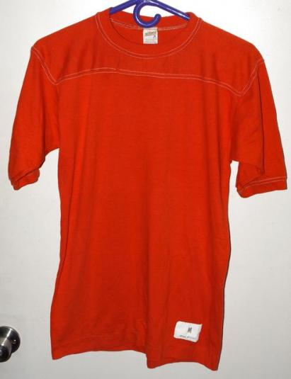 Vtg 70s/80s Univ Florida Gators Wayne Peace Jersey Shirt
