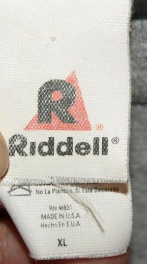 Vintage 1998 Riddell Philadelphia Eagles Helmet T-shirt