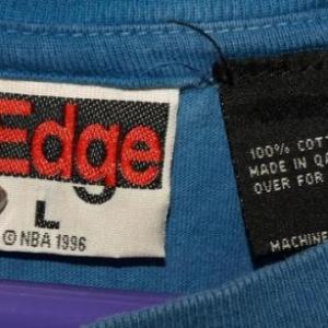 Vintage 90s Pro Edge Orlando Magic Multi Color T-shirt