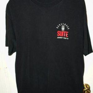 Vintage 1994 Honeymoon Suite Fuck Off Concert/Tour T-shirt