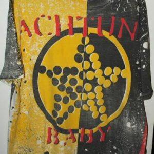 Vintage 1991 U2 Zoo Tv/Achtung Baby Tour/Concert T-shirt