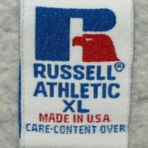 Vtg Russell Triblend Rayon Florida St Seminoles Sweatshirt