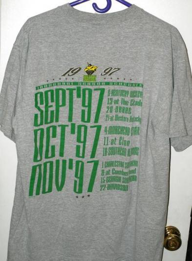 Vintage USF/South Florida Bulls Inaugural Football T-shirt