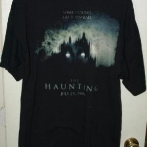 Vintage 90s The Haunting Some Houses Are Born Bad T-shirt