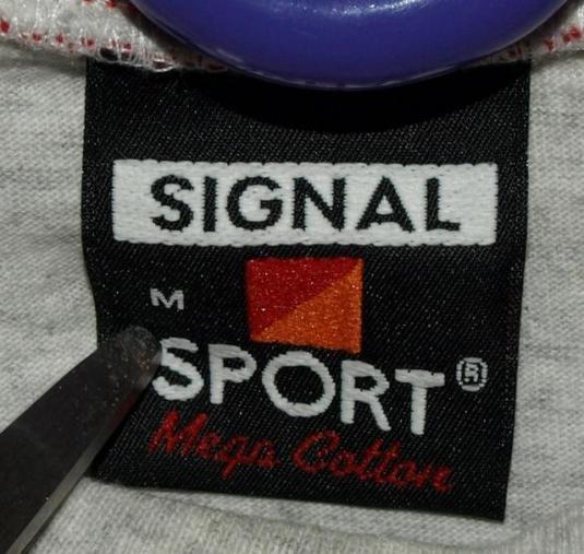 Vtg 90s Gnawbone Univ Fightin Possums Phi Slamma T-shirt