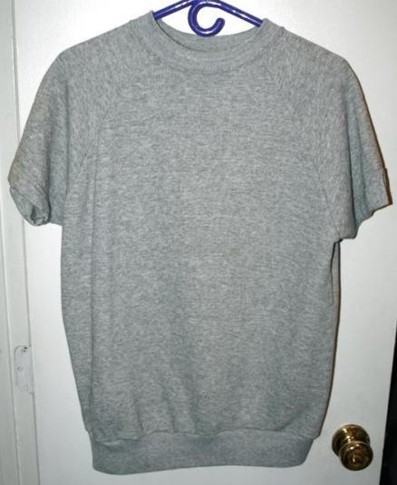 Vtg 50/25/20/5 Acrylic/Cotton/Poly/Rayon Quad Blend Shirt