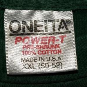 Vintage Oneita 90s California Dept of Corrections T-shirt