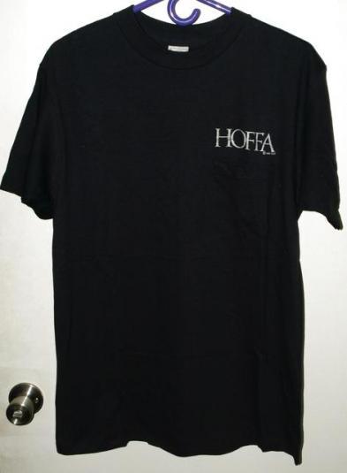 Vtg 90s Delta Near Mint Hoffa Movie/Film Promo T-shirt