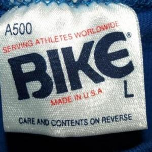 Vintage 90s Bike New York Giants Team Issue T-shirt
