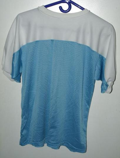 Vintage 80s/90s Artex Nylon Poly Softball Mesh Shirt