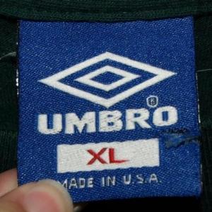 Vintage Umbro 1994 World Cup Ireland Bhoys In Green T-shirt