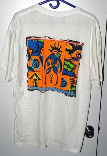 Vtg 1995-96 Collective Soul World Tour Concert T-shirt