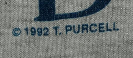 Vtg 90s Ireland Blarney Tech School of Eloquence T-shirt