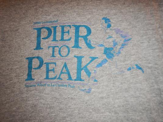 1986 Pier to Peak