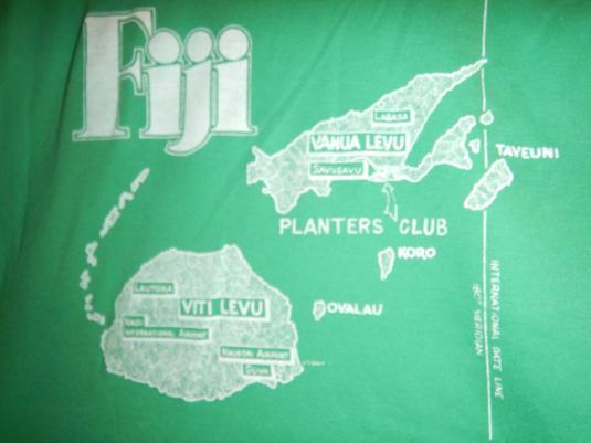 FIJI – Planters Club