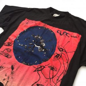 1992 The Cure Wish Tour T-shirt