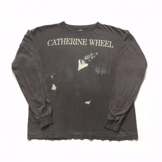 1991 Catherine Wheel 'Painful Thing' Long Sleeve T-shirt