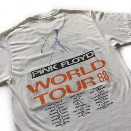 1988 Pink Floyd 'A Momentary Lapse of Reason' T-shirt