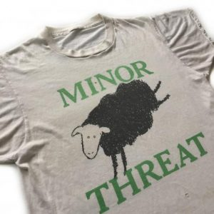 1983 Minor Threat 'Out of Step'