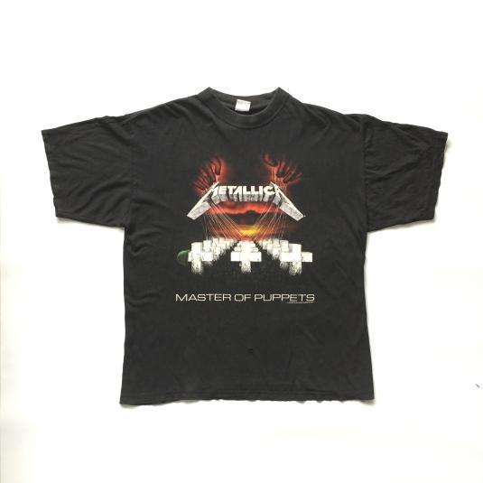 1994 Metallica 'Master of Puppets' T-shirt
