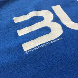 1995 Blur 'Super Turbo' Britpop T-shirt