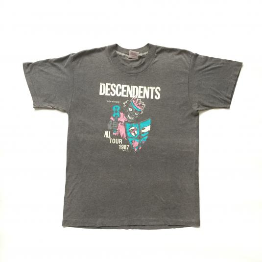 1987 Descendents 'All' Tour T-Shirt