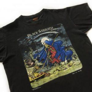 1995 Black Sabbath 'Forbidden' USA T-shirt