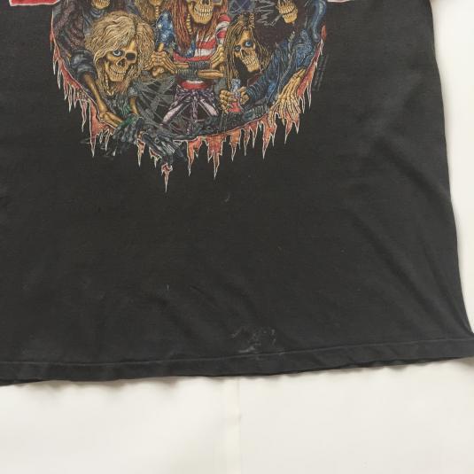 1992 Guns 'n' Roses G'n'f'n'R Tour T-shirt