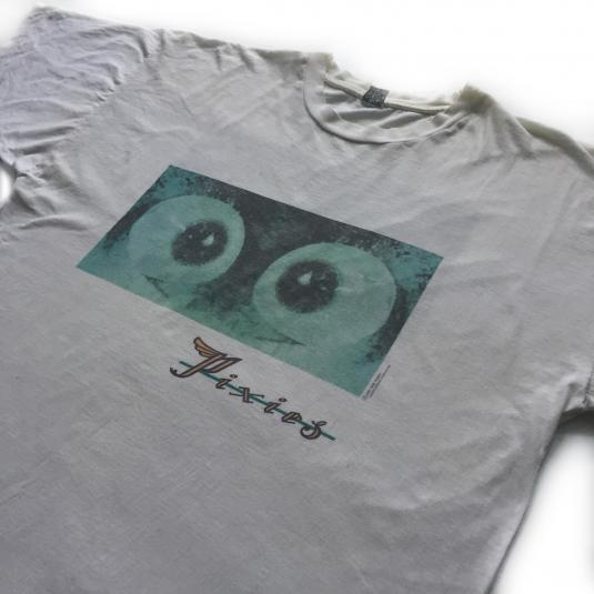 1991 Pixies 'Planet of Sound' T-shirt
