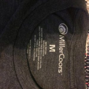 Coors light 50/50 super soft tshirt