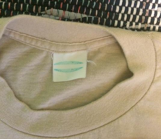 paperthin super solft 'better built' tshirt